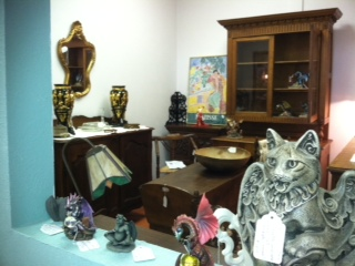 Windstone Collection, Booth 21 @ Fuffiz Antique Mall, Arlington, TX